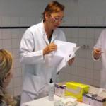Impfangebot für Flüchtlingsunterkunft in Unna-Massen