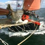 Tourplan 2015 steht fest: Mit der De Albertha auf Segeltörn in der Nordsee