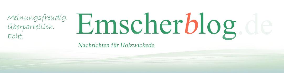 Nachrichten für Holzwickede – Emscherblog