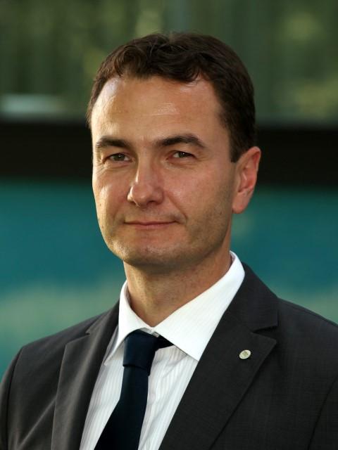 Kreisdirektor und Kämmerer: Dr. Thomas Wilk. (Foto: Kreis Unna)