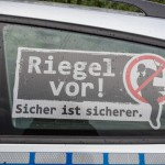 Transporter im Landweg aufgebrochen: Werkzeuge gestohlen