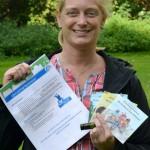 Rad fahren und Rätsel lösen: Geocaching auf der Emscher-Ruhr-Tour