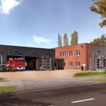 3,5 Mio. Euro Baukosten: Feuer- und Rettungswache Süd wird größer