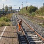 Bahnhof Holzwickede wird moderner: Ein Jahr Bauzeit - drei Mio. Euro Kosten