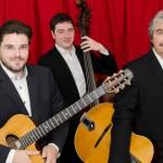 Gypsy Swing auf Haus Opherdicke: Joscho Stephan Trio zu Gast
