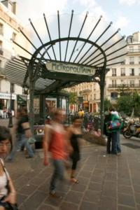 Paris 10 Metroeingang (Small)