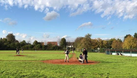 Die Zukunft der Baseballanlage der Holzwickeder Joboxers ist weiter offen. Foto: privat)