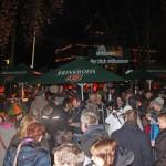 DLRG wechselt Standort auf Weihnachtsmarkt: Traumcafe´steht vor ehemaliger Post