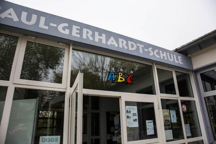 Der Pavillon an der Paul-Gerhardt-Schule soll in den Sommerferien abgerissen werden, teilte die Verwaltung im Kulturausschuss mit. (Foto: P. Gräber - Emscherblog.de)