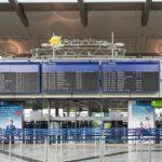 Problemfan des BVB am Flughafen abgefangen