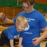 HSV lädt ins Kinderparadies ein
