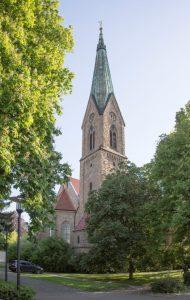 Kirchenglocken läuten für den Frieden
