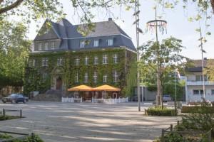 Den beabsichtigten Rathaus-Anbau halten die Grünen nur mit einer Förderung 5 Prozent Fördermitteln und mit einer öffentlucne Toilette für sinnvoll. (Foto: Peter Gräber)