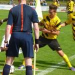 UEFA Youth-League zum Jahresabschluss im Holzwickeder Montanhydraulik-Stadion