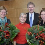 Bündnis für Familie: Petra Buschmann-Simons neue Sprecherin