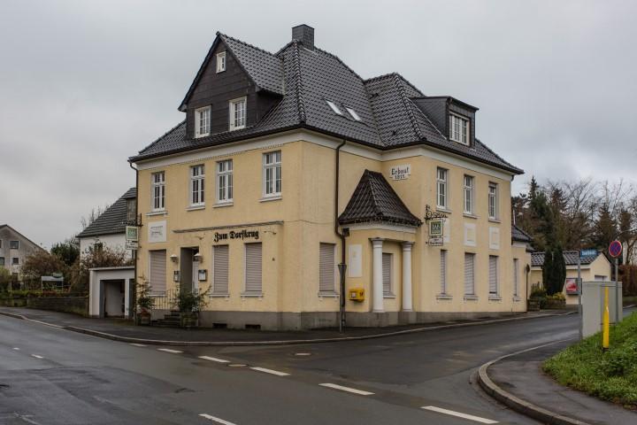 Die Gaststätte Zum Dorfkrug hat einen neuen Pächter.  (Foto: Peter Gräber)