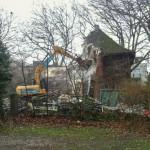Alte Feldmann-Villa an der Allee wird abgerissen