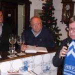 HSV läutet Weihnachten ein: Adventsfenster am 23. Dezember