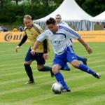 Der besondere Kick: Startschuss für den 7. Montanhydraulik-Business-Cup