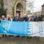 Kreis Unna zeichnet Pfarrgemeinde Liebfrauen mit Klimaschutzflagge aus