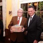 CDU verabschiedet Rolf Kersting bei traditionellem Grünkohlkessen