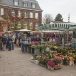 Standgebühren auf Wochenmarkt unverändert: Händler ganz zufrieden