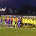 U 19 des BVB und RSC Anderlecht trennen sich nach vielen dramatischen Szenen mit 1:1
