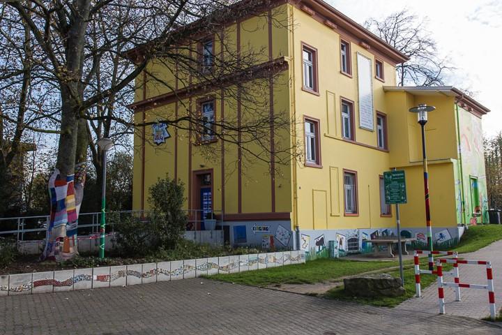 Anmeldungen für die Kinder- und Jugendfreizeiten des Kreises sind im Treffpunkt Villa möglich. (Foto: Peter Gräber)