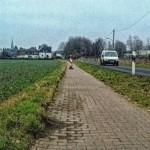 Sanierung Randstreifen Sölder Straße: Gemeinde sieht Dokom als Verursacher mit im Boot