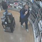 Polizei sucht Ladendieb mit Foto