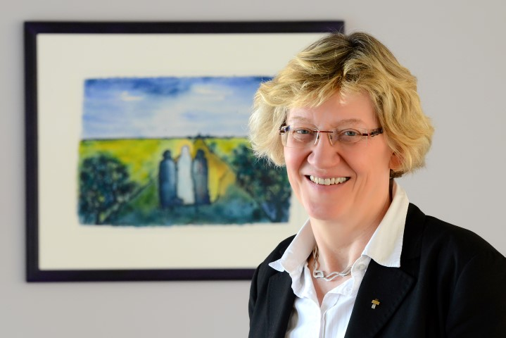 Superintendentin Annette Muhr-Nelson  wechselt  zum 1. April nach Dortmund. (Foto: Ev. Kirchenkreis Unna)