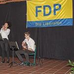 Neujahrsempfang der FDP im Forum gut besucht
