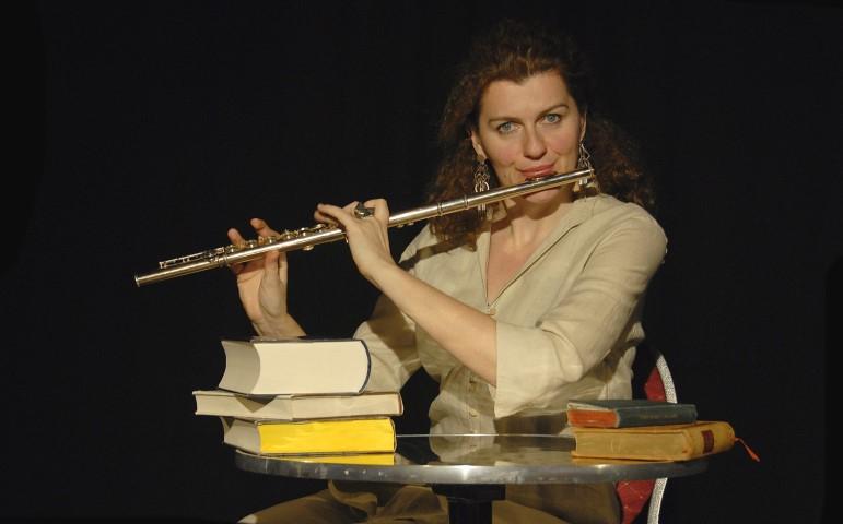 Gastiert am Mittwoch (28.1.) im Spiegelsaal von Haus Opherdicke: Anne Horstmann. (Foto: privat)