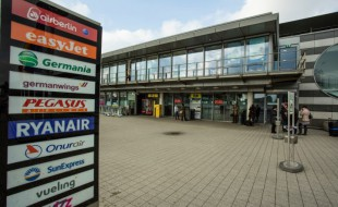 Die Passagierzahglen am Dortmunder Flughafen sind im vergangenen Jahr weiter gestiegen. (Foto: Peter Gräber)