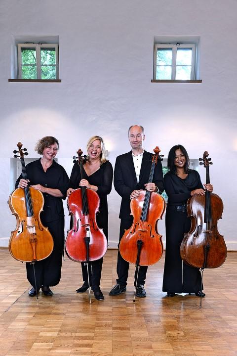 Otoño-Celloquartett
