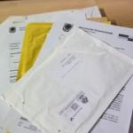 """Beschwerde des Bürgerblocks: Verwaltungsspitze kriegt """"Schwachstelle"""" Postversand nicht in Griff"""
