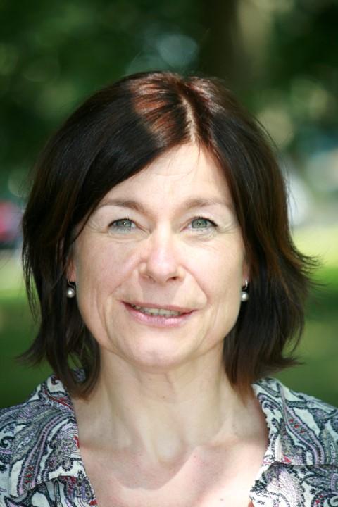 Pflegeberaterin Andrea Schulte. (Foto: C. Rauert - Kreis Unna)