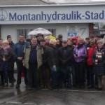 HSC wandert wieder an Silvester zum Hof Riedel