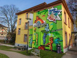 Der Treffpunkt Villa hält im 2. Halbjahr 2018 wieder spannende Angebote für Kinder und Jugendliche bereit. (Foto: P. Gräber - Emscherblog.de)