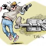 Bund bezuschusst Schutzmaßnahmen gegen Einbrecher