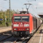 Umfangreiche Gleisbauarbeiten der Bahn