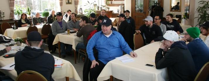 Die Joboxers führten ihre Jahreshauptversammlung heute in den Schlosstuben in Opherdicke durch. (Foto: privat)