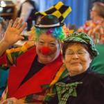 Über 100 jecke Weiber außer Rand und Band beim Karneval der kfd