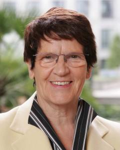 Zum Auftakt der neuen Gesprächsreihe Gast: Rita Suessmuth. (Foto: Agentur)