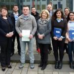 Zwölf deutsche Neubürger – aber insgesamt weniger Einbürgerungen in 2014
