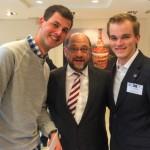 Europäischer Jugendkongress in Brüssel mit Holzwickeder Beteiligung