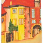 Frühlingserwachen auf Haus Opherdicke: Oskar Kurt Döbrich - das Leben als große Wanderung