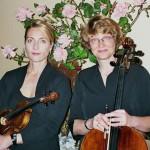 """Deutsch-Britischer Club lädt ein: """"Its teatime"""" mit dem Duo Falena"""