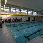 Kleinschwimmhalle schließt für Öffentlichkeit