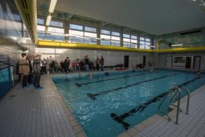 Kleinschwimmhalle ab Montag wieder nutzbar